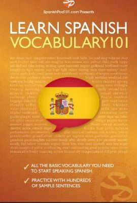 Learn Spanish: Word Power 101 by Innovative Language